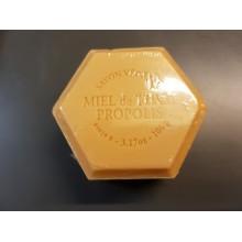 savon à la propolis et au miel de thym