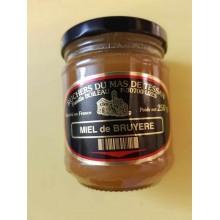Pot verre de 500 Gr de miel récolté en France, d'ici et d'ailleurs